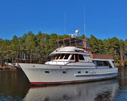 1981 Sea Ranger Pilothouse