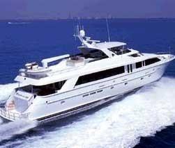 2004 Hatteras 100 Motor Yacht