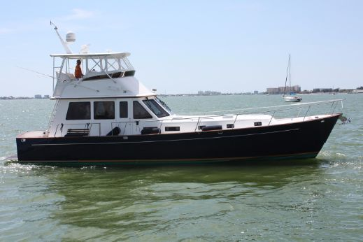 2003 Legacy Yachts 52