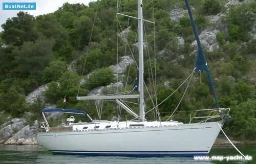 1999 Dufour Yachts Dufour 43 Classic