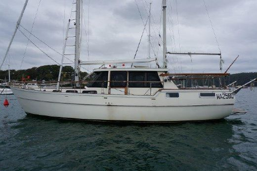 1979 Nauticat 38