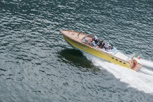 2010 J Craft Boats Torpedo 42