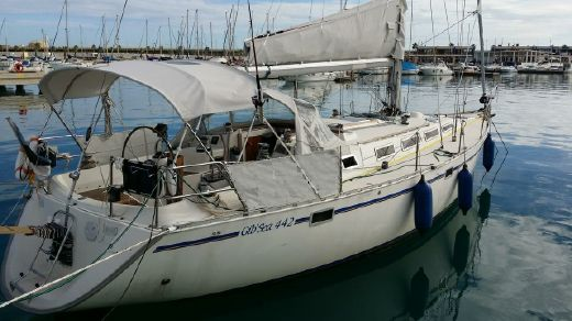 1992 Gibert Marine GIB SEA 442