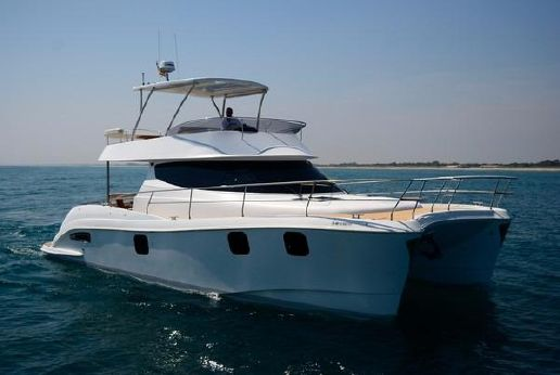 2014 Flash Catamarans Fisher 435