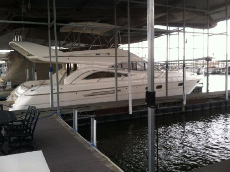 1998 Viking Sport Cruisers 52 Flybridge Sport Cruiser