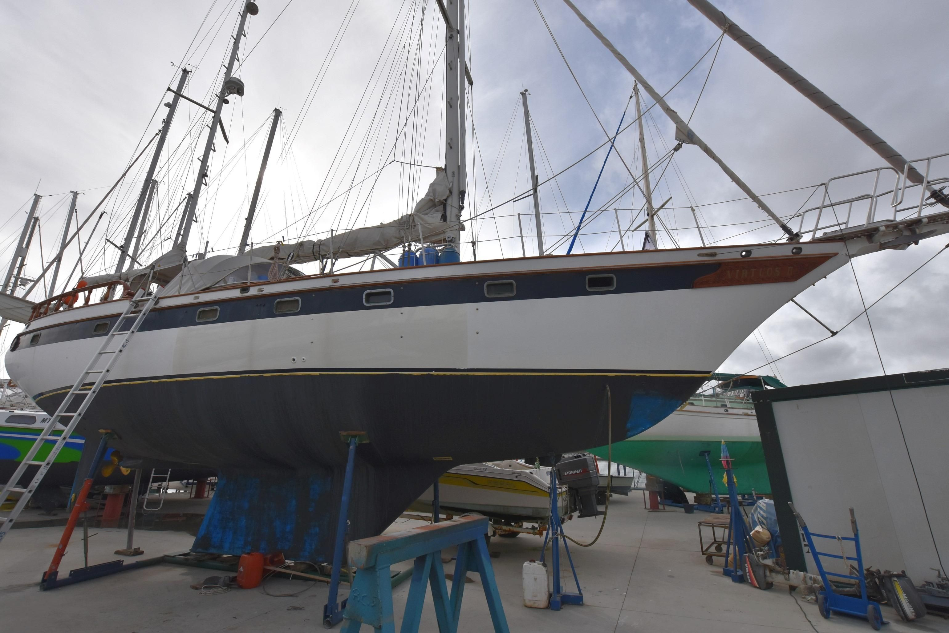 1982 Formosa 47 Sail Boat For Sale Www Yachtworld Com