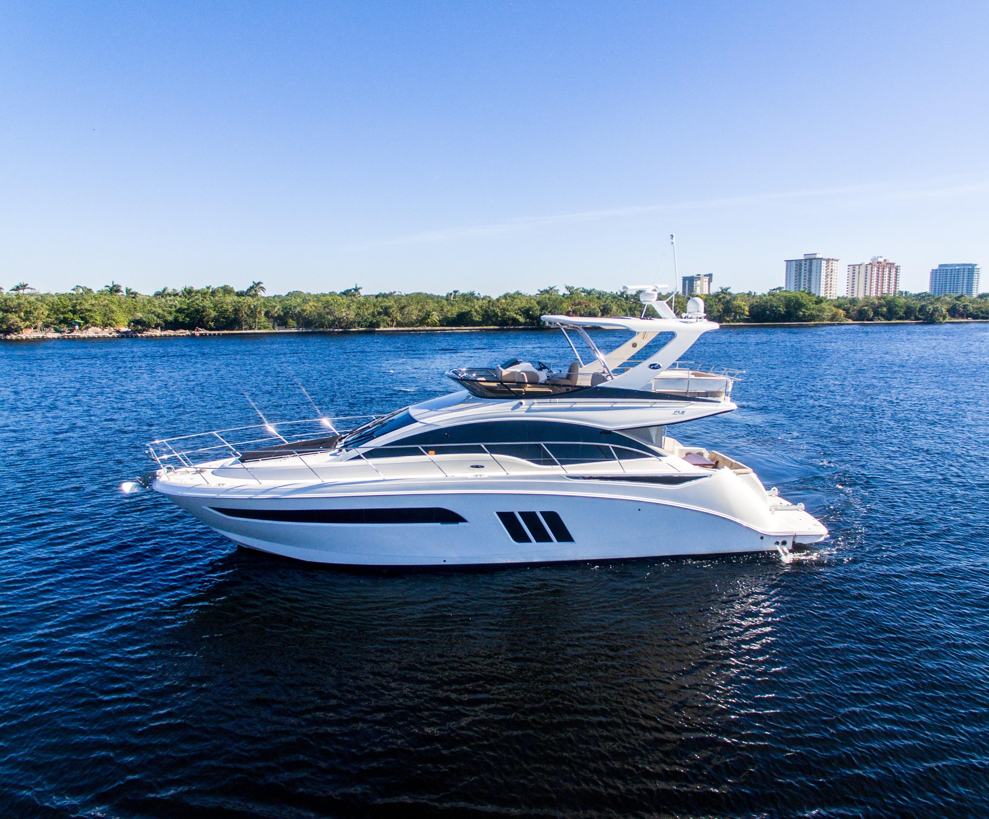 2015 Sea Ray 510 Fly Power Boat For Sale Www Yachtworld Com