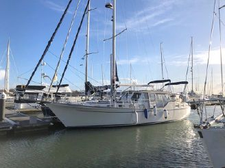 1997 Nauticat 44