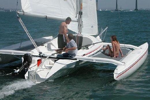 2008 Corsair Sprint 750