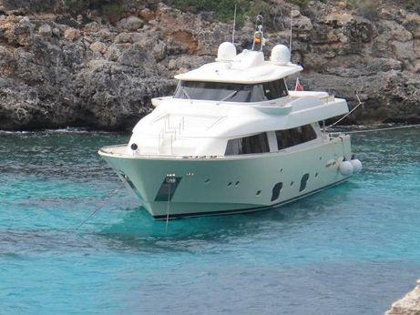 2007 Custom Line NAVETTA 26 MTS