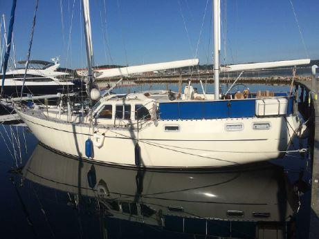 1984 Nauticat 43 Ketch