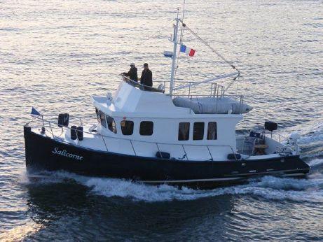 1979 Fred Longuepee Fatima Homardier / Trawler 37