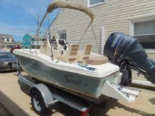 2010 Scout Boats 187 Sportfish