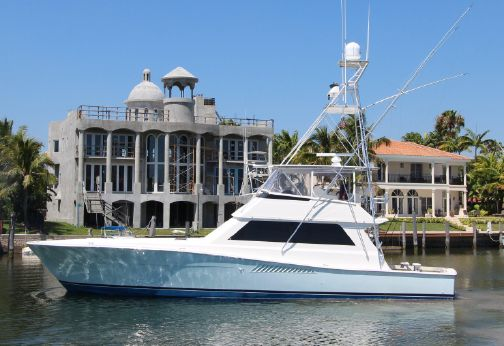 1995 Viking Yachts Convertible 58