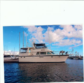 1985 Hatteras Double Cabin Motor Yacht