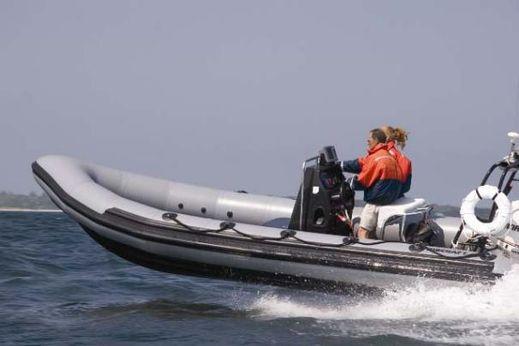 2006 Ribcraft 210