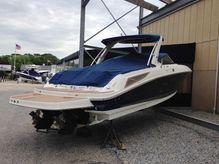 2013 Sea Ray 300 SLX WITH AXIUS