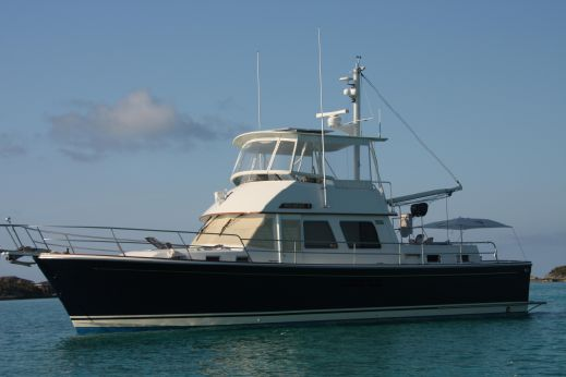 2001 Sabre 47 Motor Yacht Fast trawler