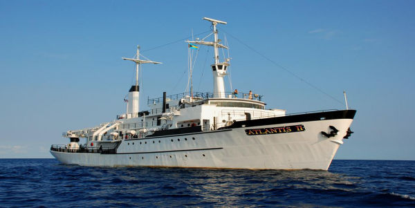 1963 Explorer Research Expedition Vessel Power Boat For