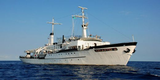 1963 Explorer Research Expedition Vessel