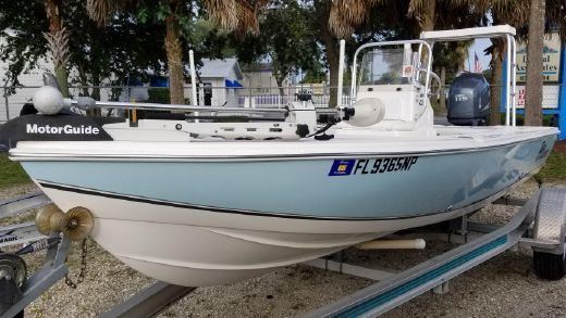 2008 Sea Chaser 180 Inshore