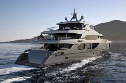 2016 Mondomarine Custom Full Displacement 54 M
