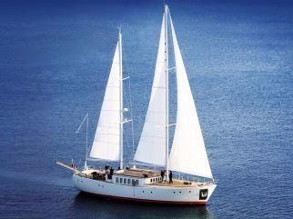 2010 Aegean Yachts Motorsailer