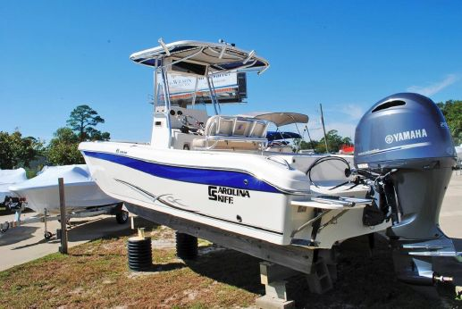 2016 Carolina Skiff 23 Ultra Elite SS