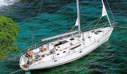 1997 Jeanneau Sun Odyssey 45.1