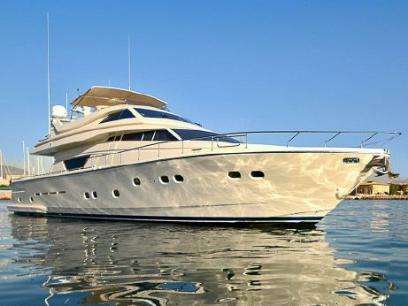 1997 Ferretti Yachts 80 Raised Pilot House