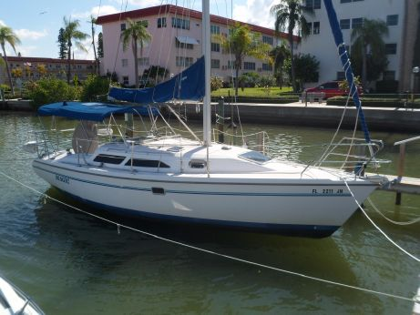 1997 Catalina 28 Mark II