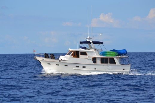 1992 Defever 49 Raised Pilothouse
