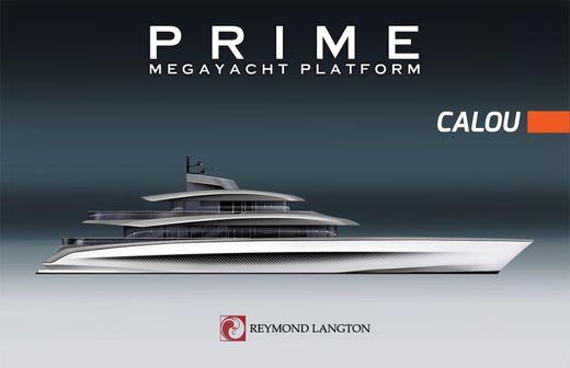 2017 Prime Megayacht Platform CALOU
