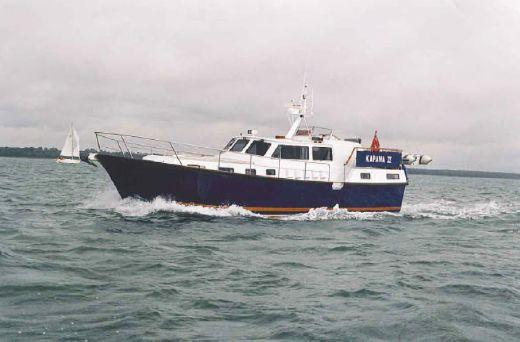 1995 Aqua-Star Nelson 43