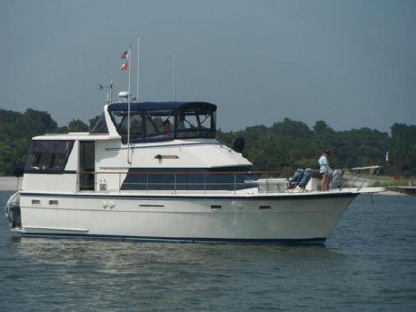 1985 Hatteras 43 Motor Yacht