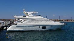 2012 Azimut 55E