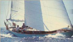 1957 Classic Rhodes 42 Bermudian Sloop