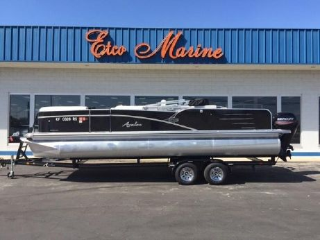 2015 Avalon 25 ft. Catalina Rear Fish