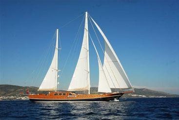 2010 C Yachting - Bodrum Gulet Ketch