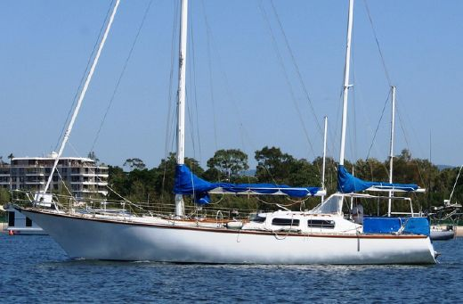 1976 Blackburn 50' Cutter Rigged Ketch