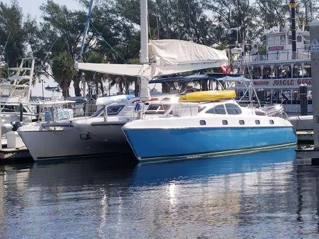 1996 Prout 45 Owner's Edition Aerorig Catamaran