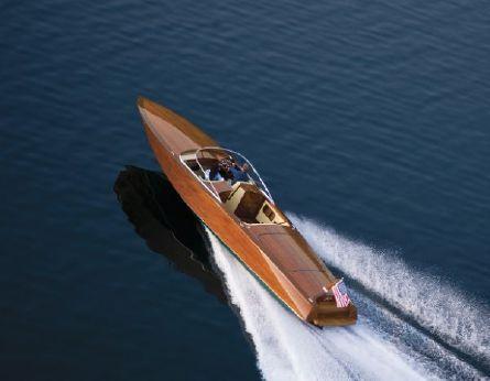 2010 Coeur D'alene Custom Wood Boats 34