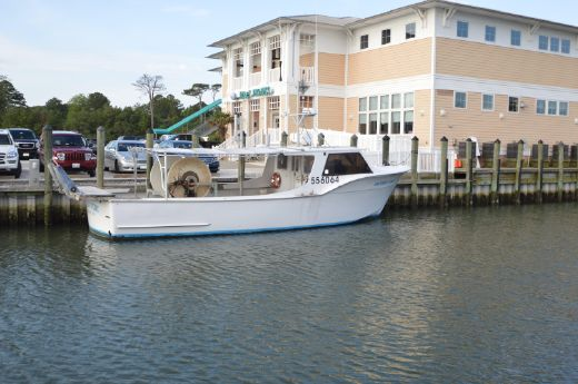 1973 Hatteras Commercial Fishing Vessel