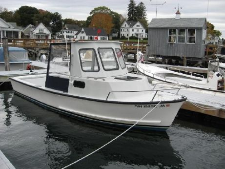 1995 Eastern Boats 22 Lobster Style