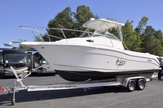 2011 Seaswirl Striper 2605