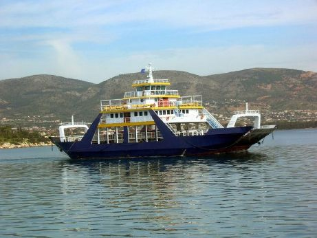 2005 Double End Ro Pax Ferry