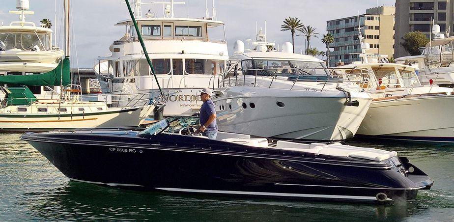 2003 chris-craft corsair