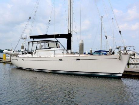 2004 Farr Pilothouse 56
