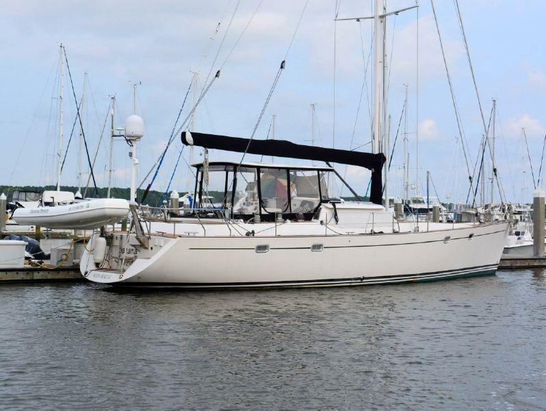 2004 Farr Bsi Custom Pilothouse 56 Cruiser For Sale Yachtworld