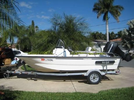 2007 Boston Whaler Montauk 15